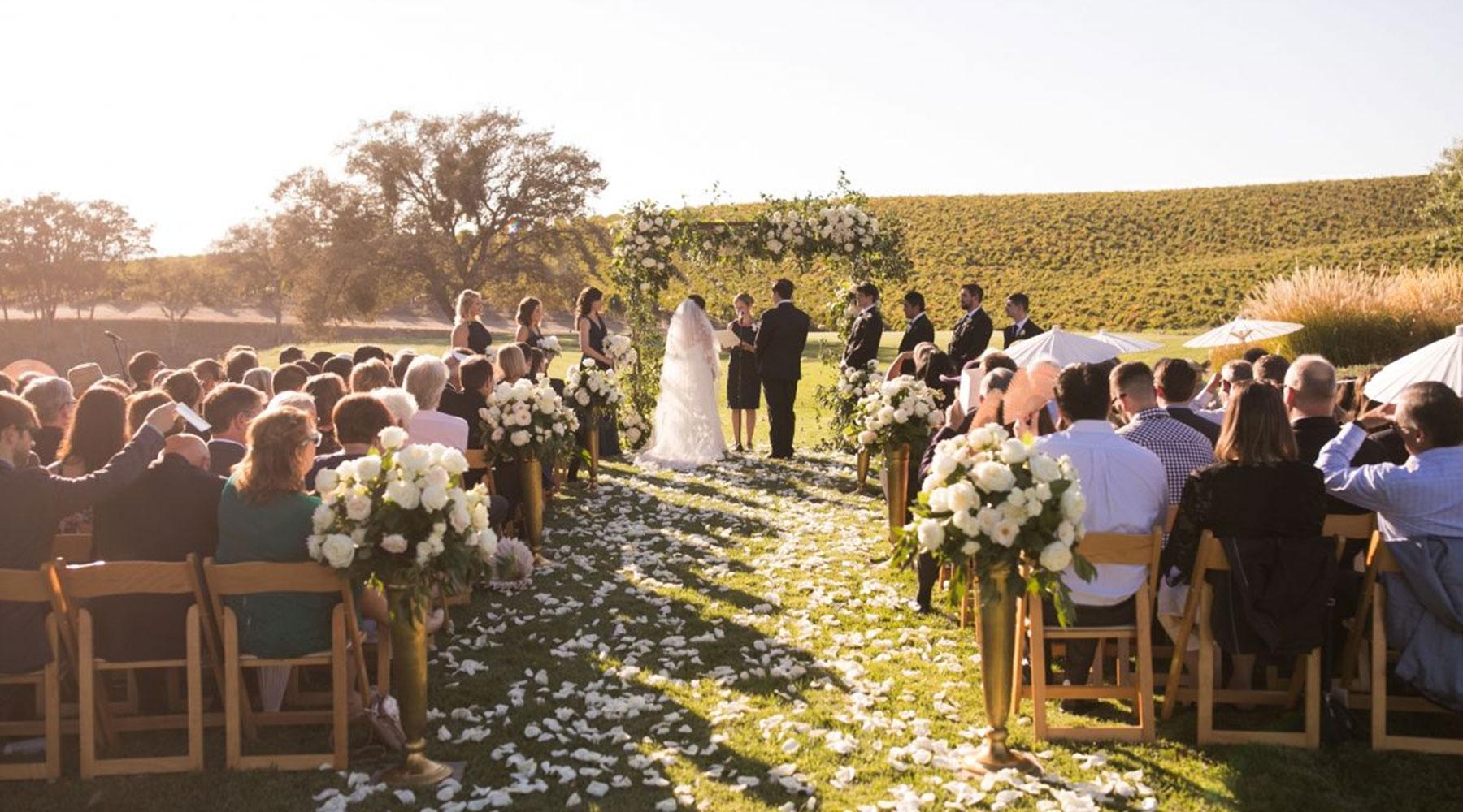 Weddings Villa San Juliette